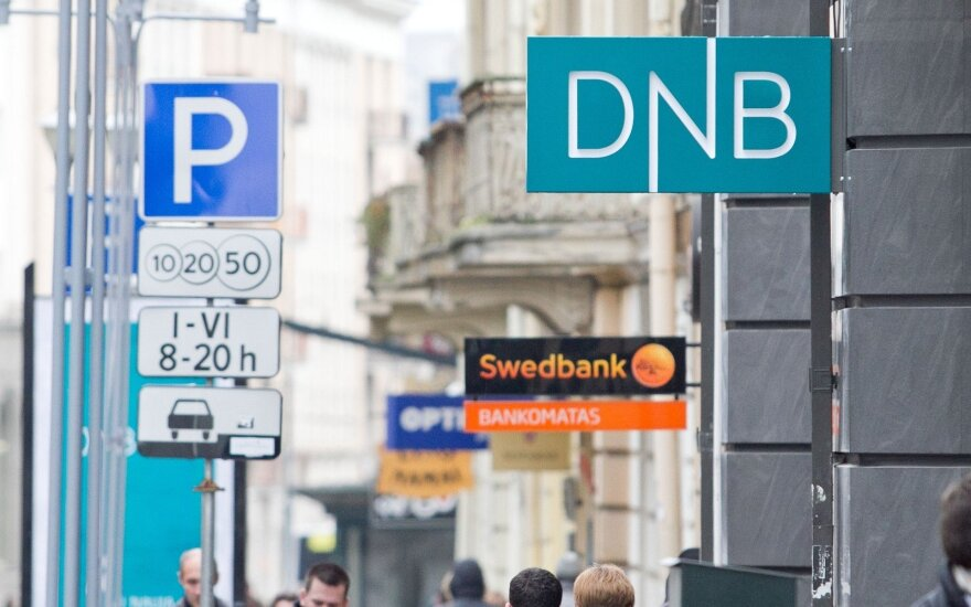 Lithuanian banking profits fell by one fifth
