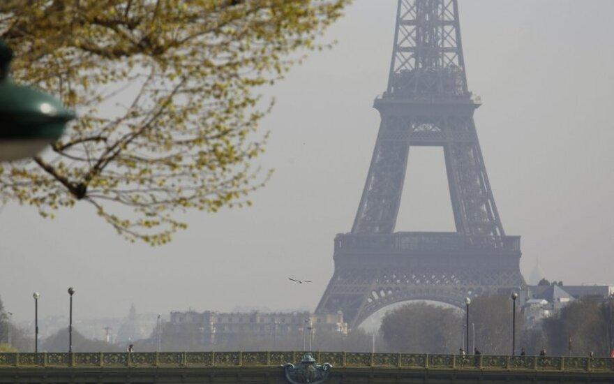 Paryžius smoge
