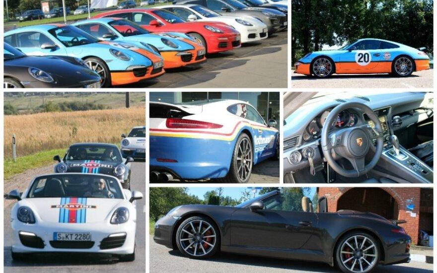Porsche Road Tour 2014