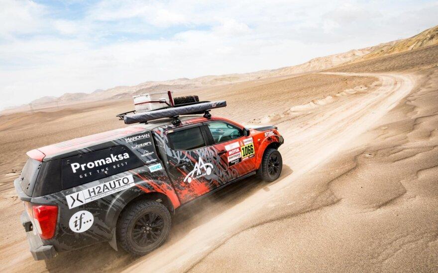 Dakaras 2020: kur geriau - Peru ar Saudo Arabijoje. iGo2Dakar nuotr.