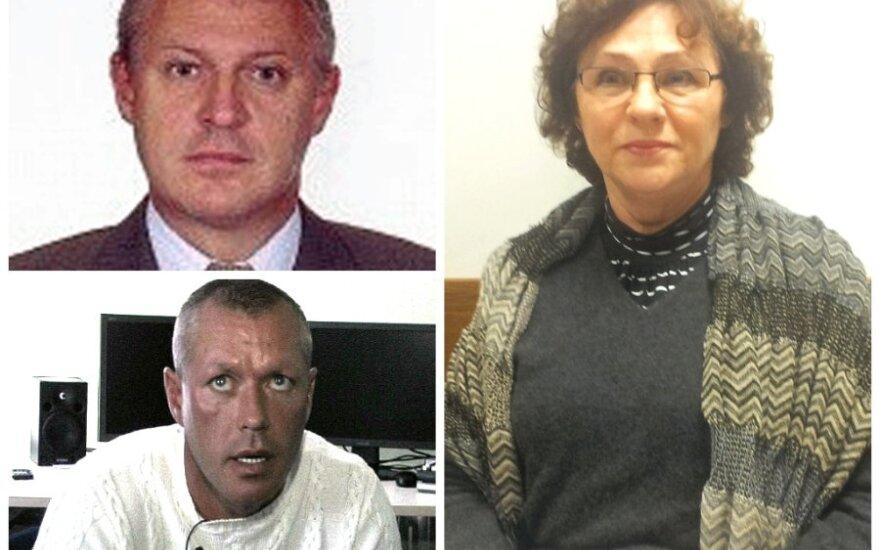 Jonas Furmanavičius, Drąsius Kedys ir Elvyra Rastenienė