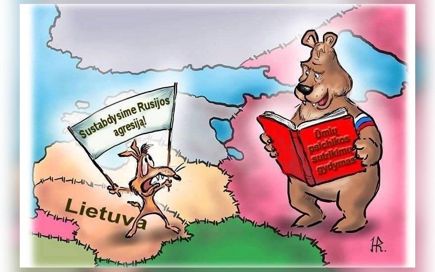 P. O. Indriūnaitė. Kremliaus trolių taikinys – nusivylusios ir patiklios bendruomenės