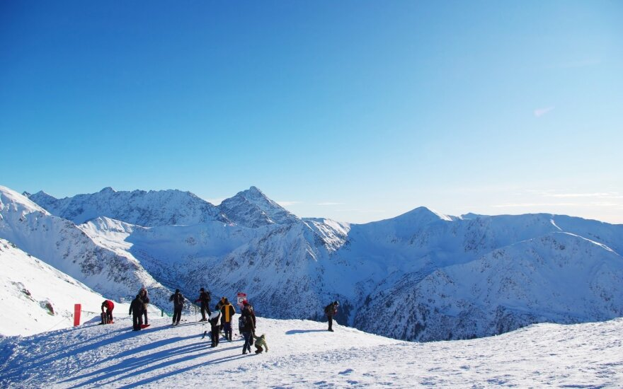 Tatrų kalnų kurortas