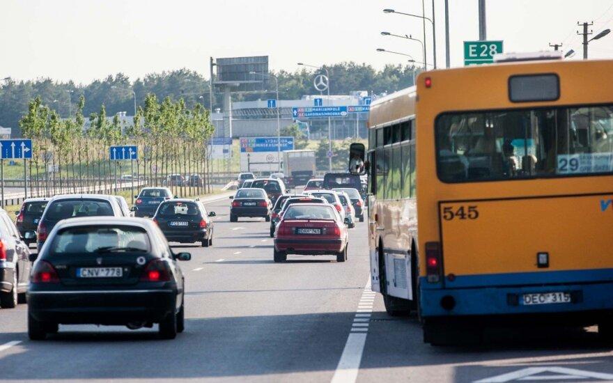 Vasario 16-ąją Vilniuje viešasis transportas bus nemokamas