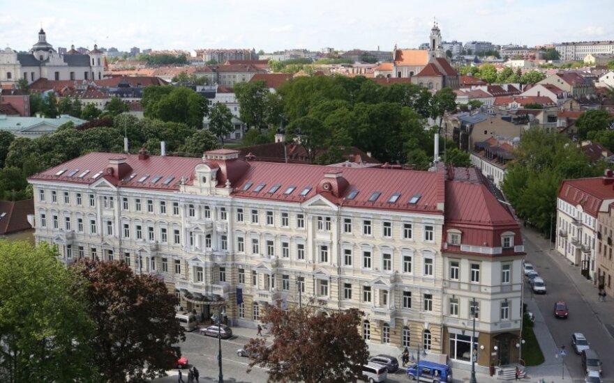 """Viešbutis """"Kempinski"""""""