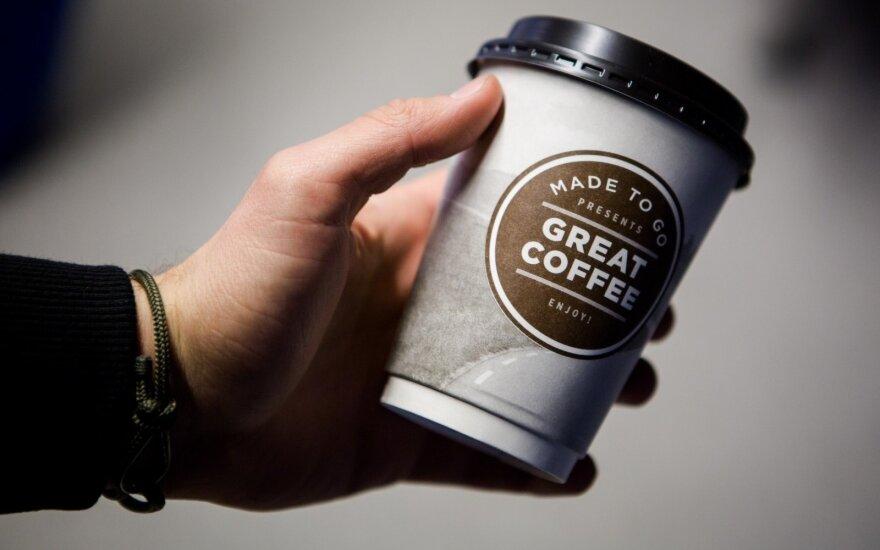 Kava išsinešimui