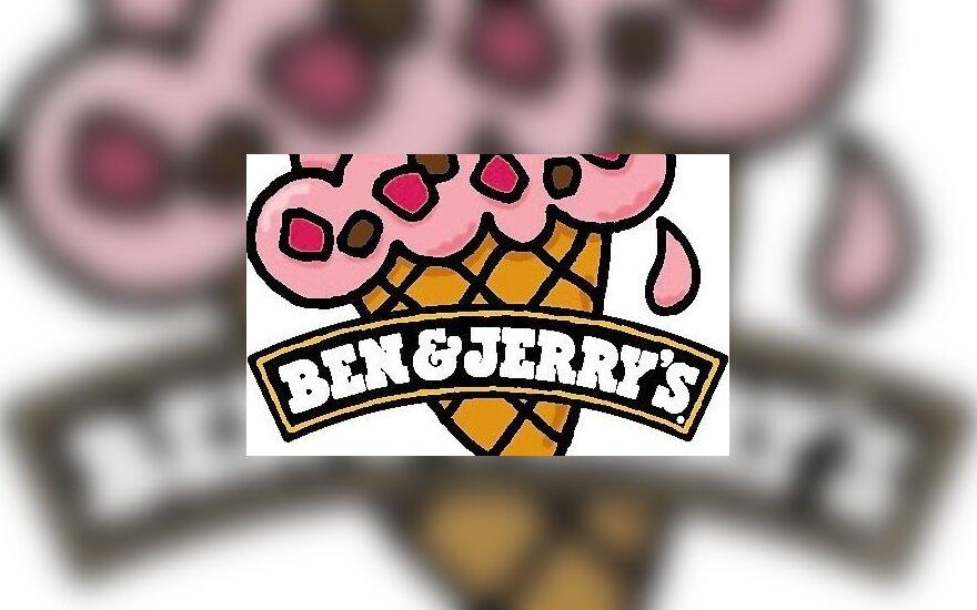 """Ledų karaliai """"Ben & Jerry's"""" pasaulį užkariavo netikėtais skoniais"""