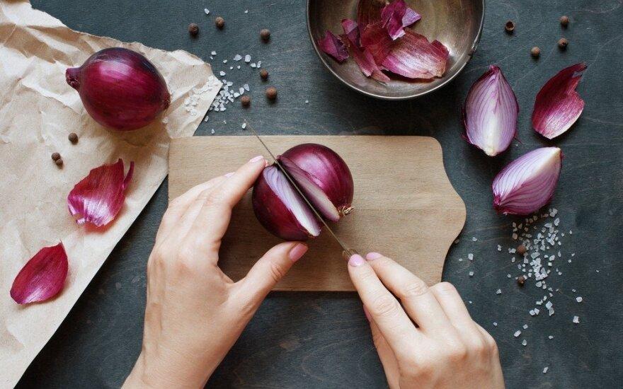 Nustebsite: kam dar galima panaudoti svogūnus