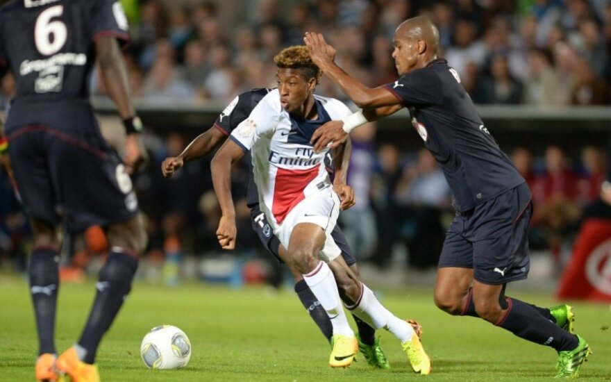 """Bordeaux"" ir ""Paris Saint Germain"" klubų rungtynės"