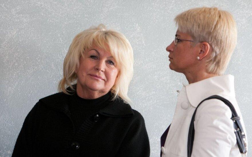Audronė Skučienė ir Neringa Venckienė