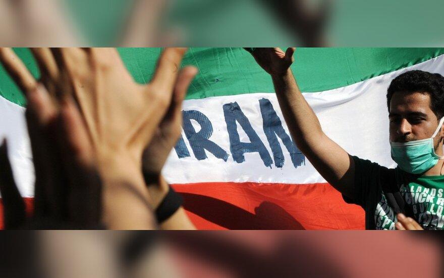 Dėl sąmokslo prieš Irano opozicijos renginį Prancūzijoje sulaikyti šeši asmenys