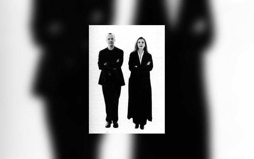 William Brand ir Annet Van Egmond