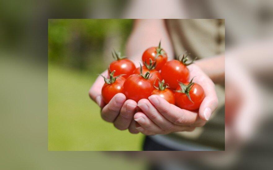 Daržovės ir vaisiai nepadės išvengti vėžio