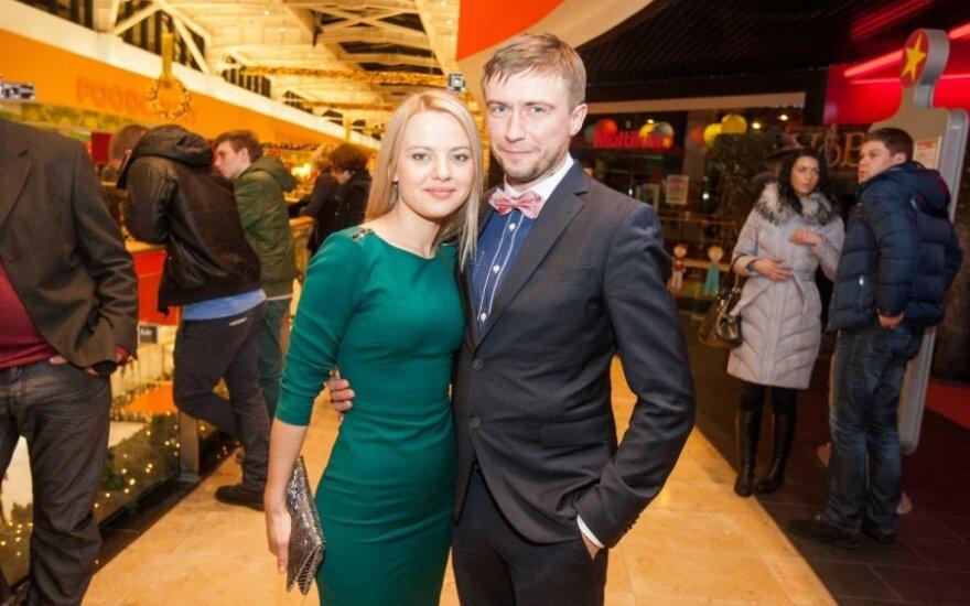 Renata ir Marius Jampolskiai