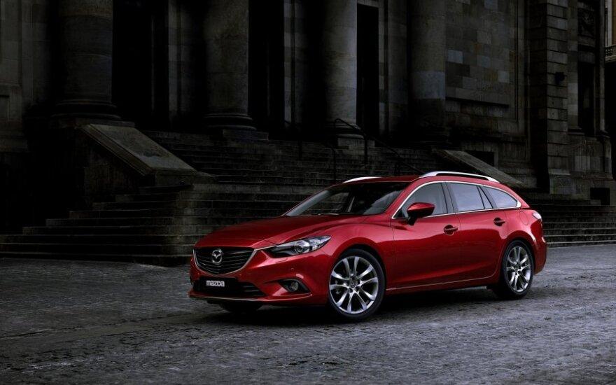 Mazda6 universalas
