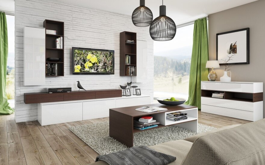 Tai, ko dar nežinojote apie skandinaviško stiliaus baldus