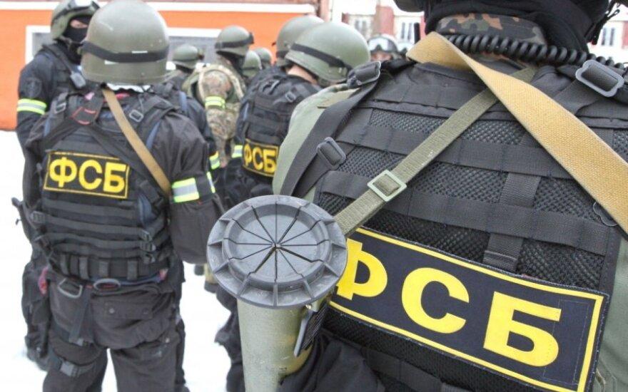 Rusijoje dėl įtariamų ryšių su mafija sulaikytas į pensiją išėjęs įtakingas tyrėjas