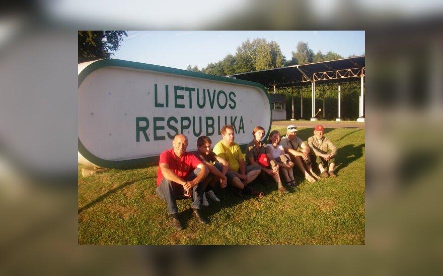 Kelionė aplink Vytauto Lietuvą