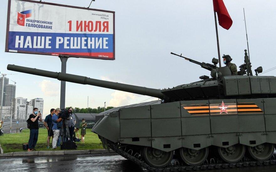 Peržengtos ribos: Kremlius atskleidė savo spalvas net tiems Europoje, kas norėjo kalbėtis su rusais