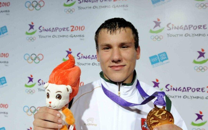 Ričardas Kuncaitis iškovojo aukso medalį