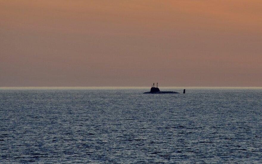 Po sprogimo Rusijos karinėje bazėje dalyje Baltosios jūros uždrausta laivyba