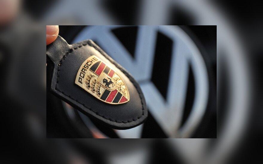 """Naujojo """"Porsche"""" vadovo laukia rimti išbandymai"""