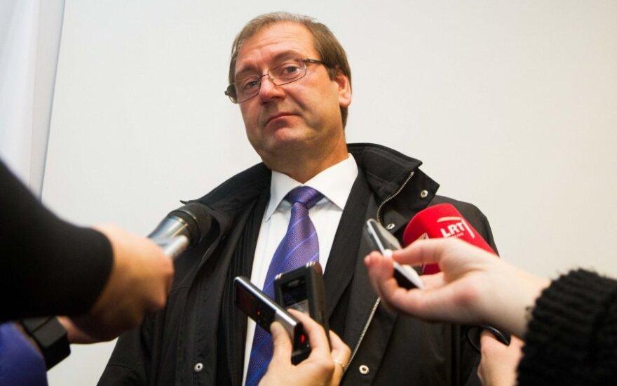 Naujasis Seimas (VIII): Darbo partija – su V.Uspaskichu ar be jo?