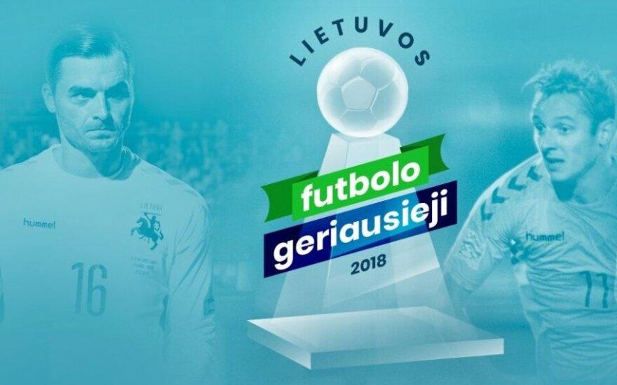 Lietuvos futbolo geriausiųjų rinkimai
