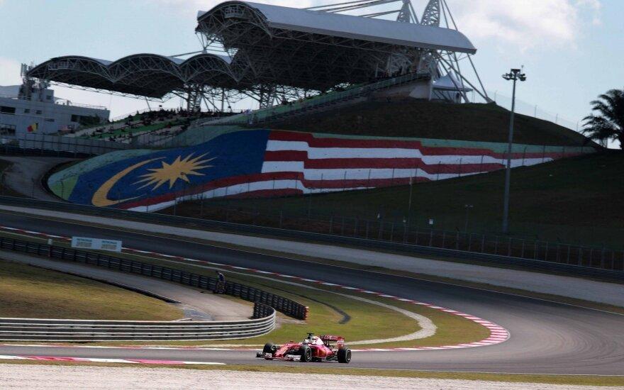 Sepango trasa Malaizijoje