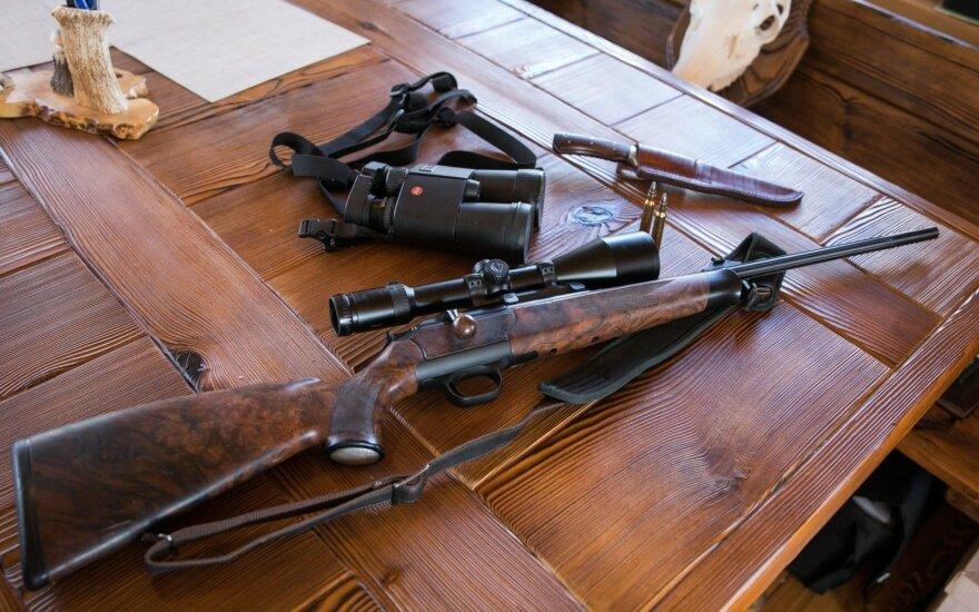 """Vokietijoje už aplaidų ginklų Meksikai pardavimą nuteisti du """"Heckler & Koch"""" darbuotojai"""