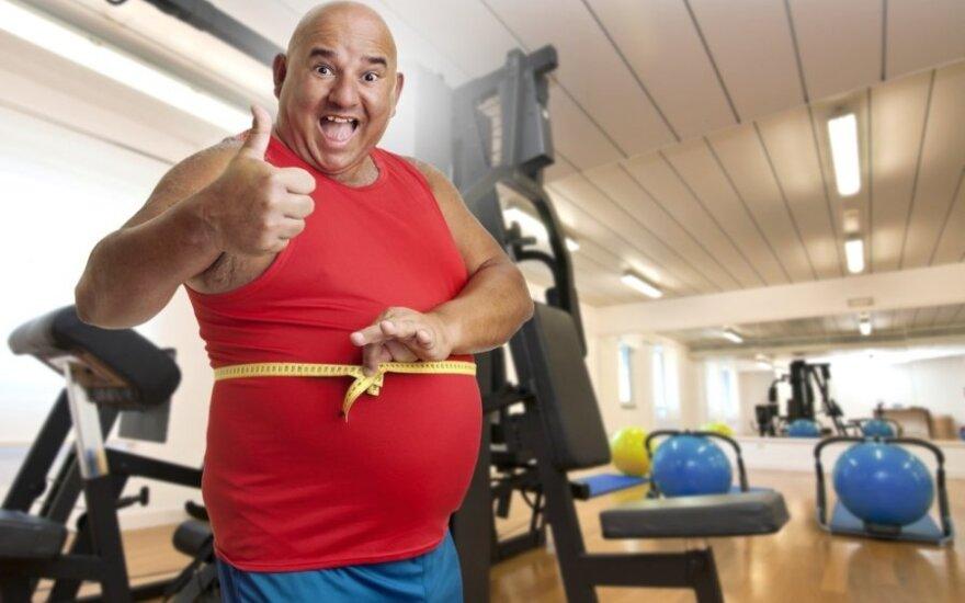 Patarimai norintiems mesti svorį ir auginti raumenis vienu metu