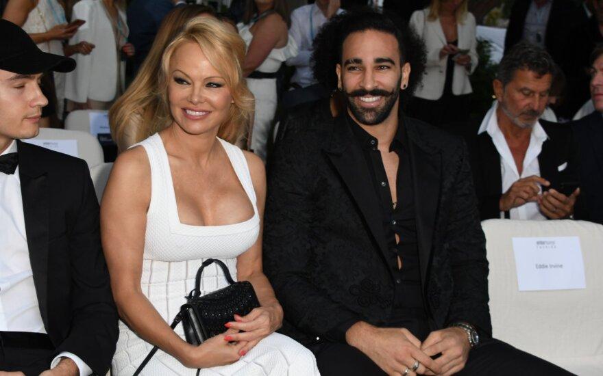 Adilas Ramis ir Pamela Anderson