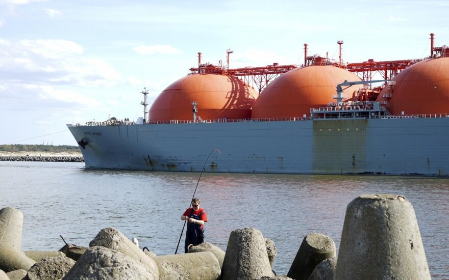 First American LNG shipment to Europe 'could trigger price war'