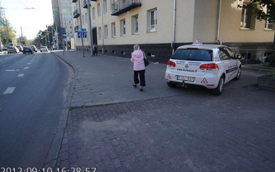 Vilniuje, Antakalnio g. 2012-09-10