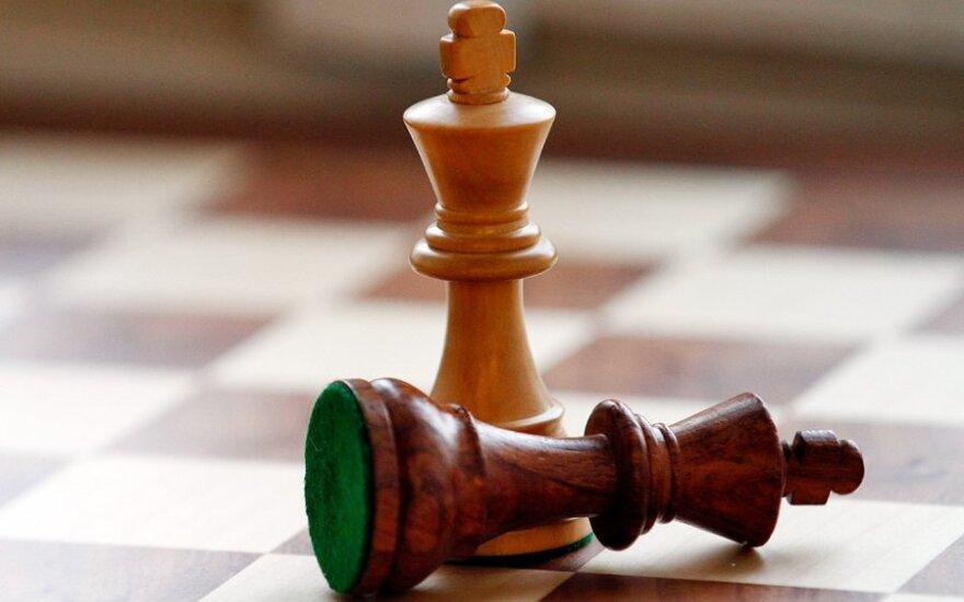 Trečia T.Laurušo pergalė Senojo žemyno vyrų šachmatų čempionate Bulgarijoje