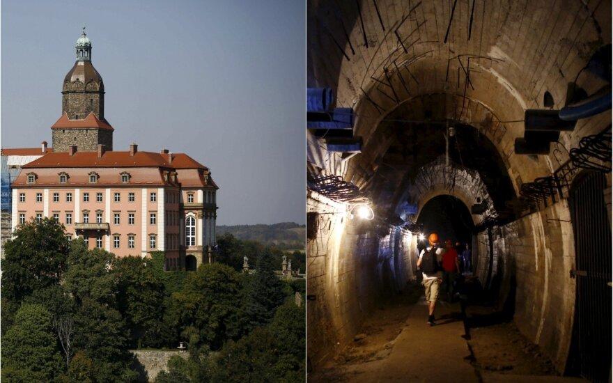 Lenkija atveria paslaptingus tunelius, tikroji jų paskirtis neaiški iki šiol