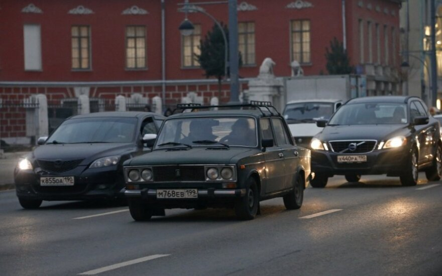 Rusiški automobiliai