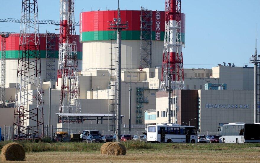 Astravo AE – galimas incidentas, radiacinis fonas Lietuvoje išlieka nepakitęs