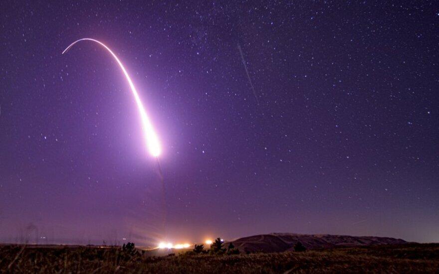 """Raketa """"Minuteman III"""""""