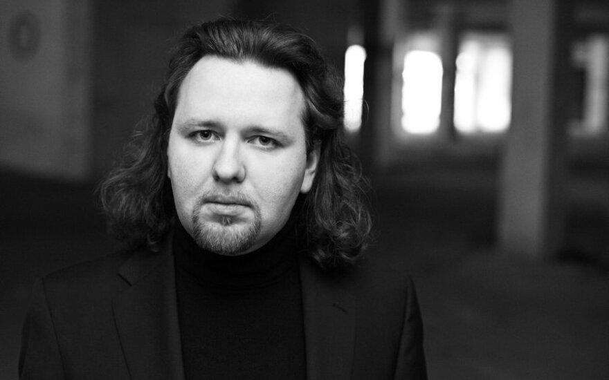Kitokį klasikinės muzikos konkursą Vokietijoje surengęs Lietuvos pianistas: galbūt pradėjome mažą revoliuciją