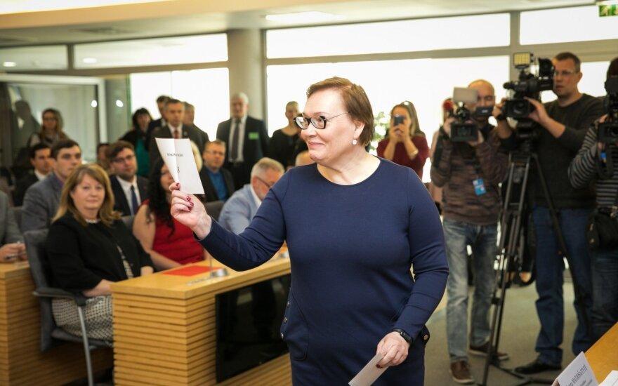 Paaiškėjo, kokia eilės tvarka rinkimų į EP sąraše išsirikiavo kandidatai