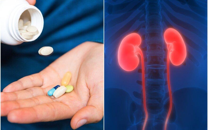 Vaistų maišymas gali turėti rimtų pasekmių sveikatai