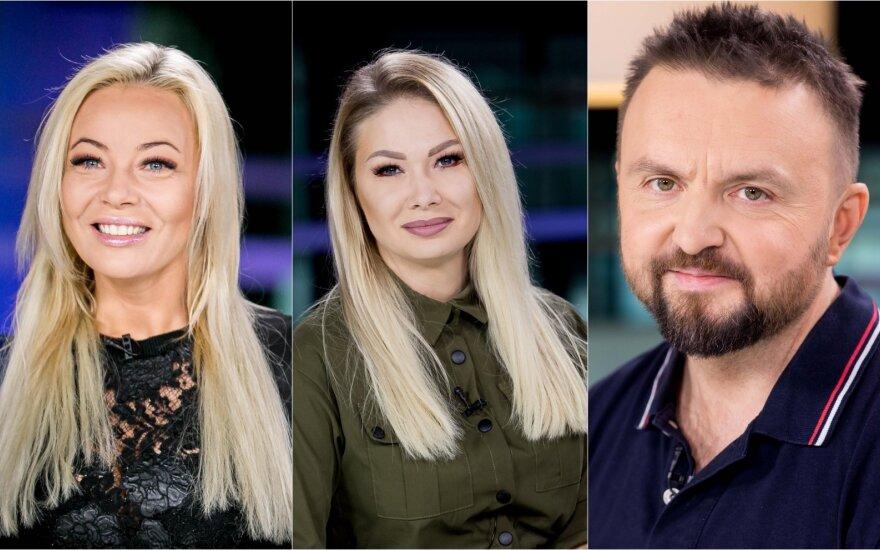 Mia Pilibaitytė, Natalija Bunkė, Stanisllavas Stavickis-Stano