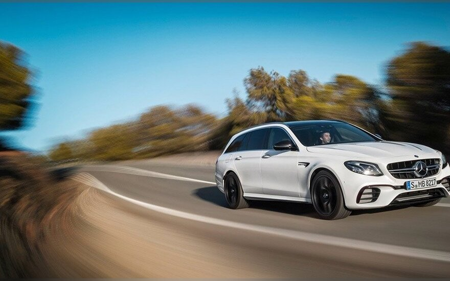 """Mercedes-AMG E 63 Estate"""