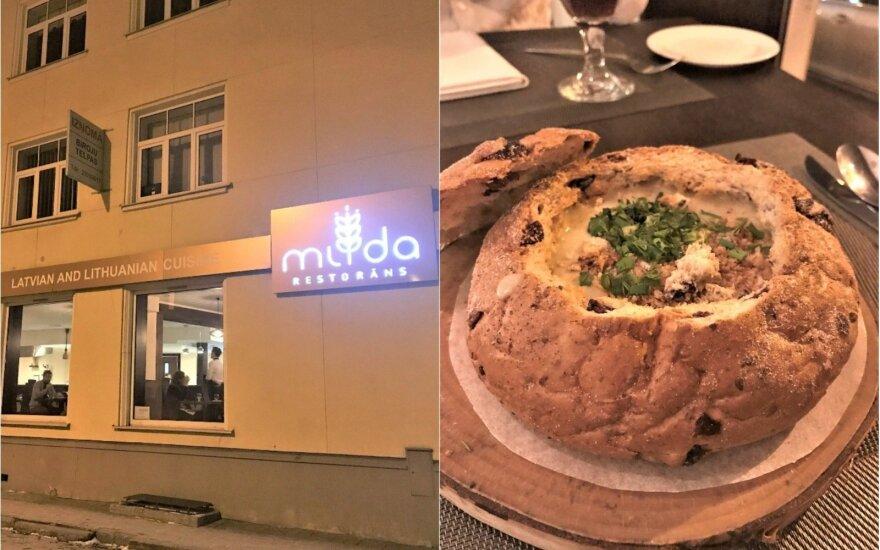 """Restoranas """"Milda"""""""