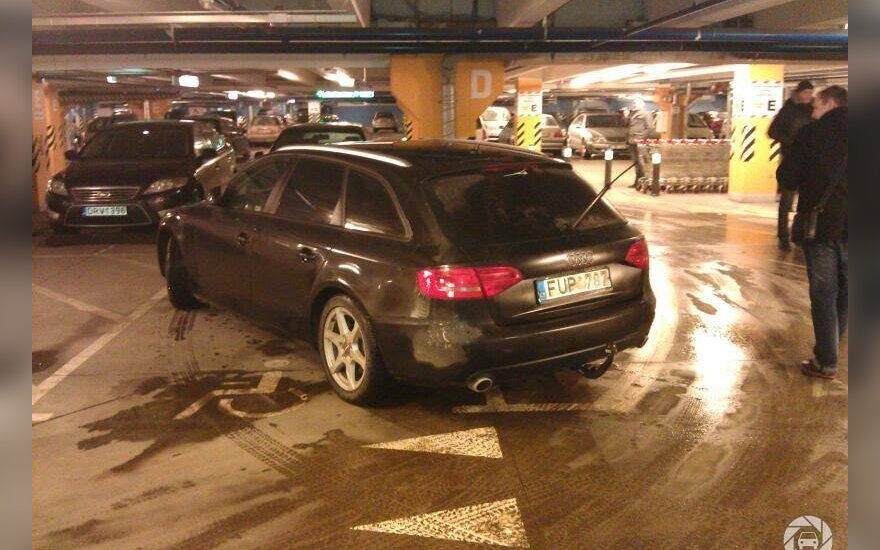 Vilniuje, Saltoniškių g. 2012-12-20