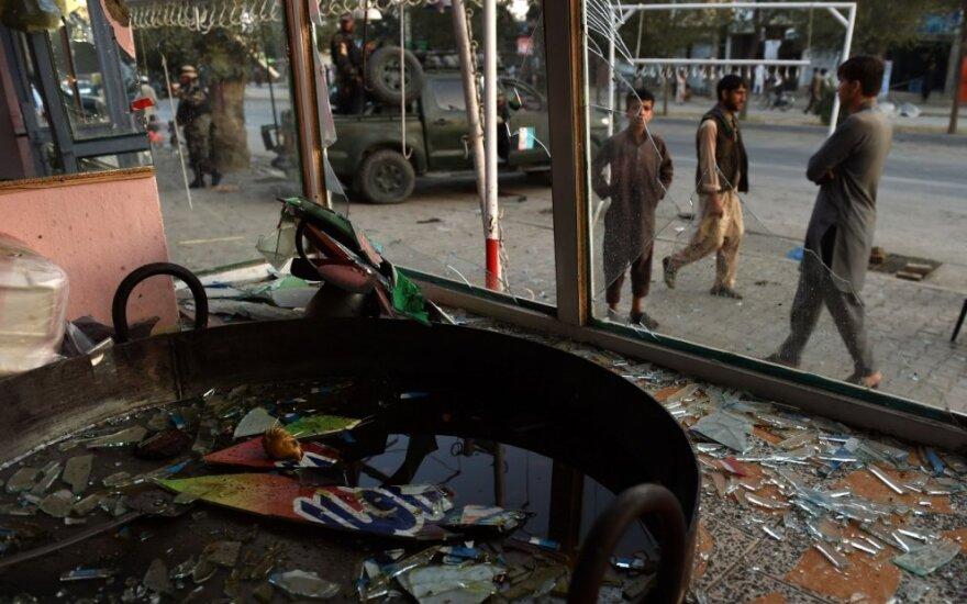 Kabule driokstelėjus keliems sprogimams žuvo šeši asmenys, dar per 20 sužeisti