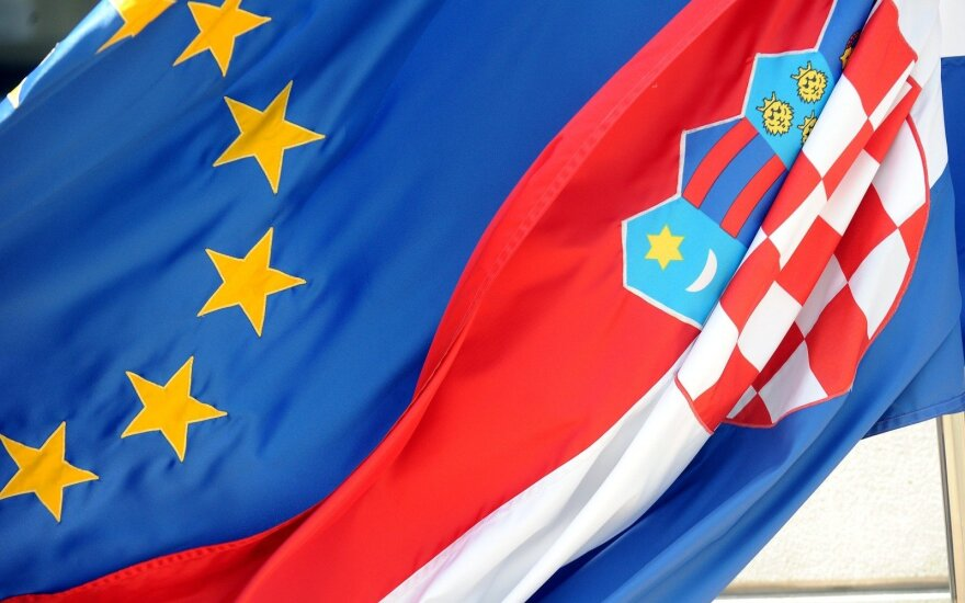 Kroatija ir ES