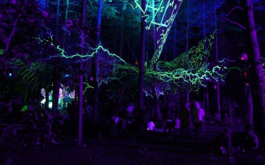"Antroji diena ""Yaga Gathering 2013"": festivalyje – ne tik muzika"