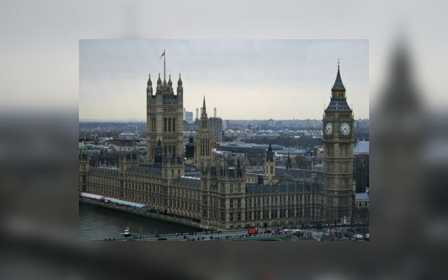 """""""The Times"""": Londono policija rengiasi galimai didelei diversijai"""